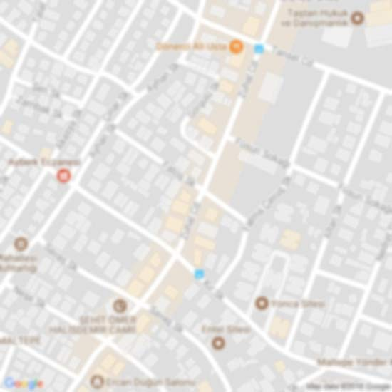 University Locksmith map